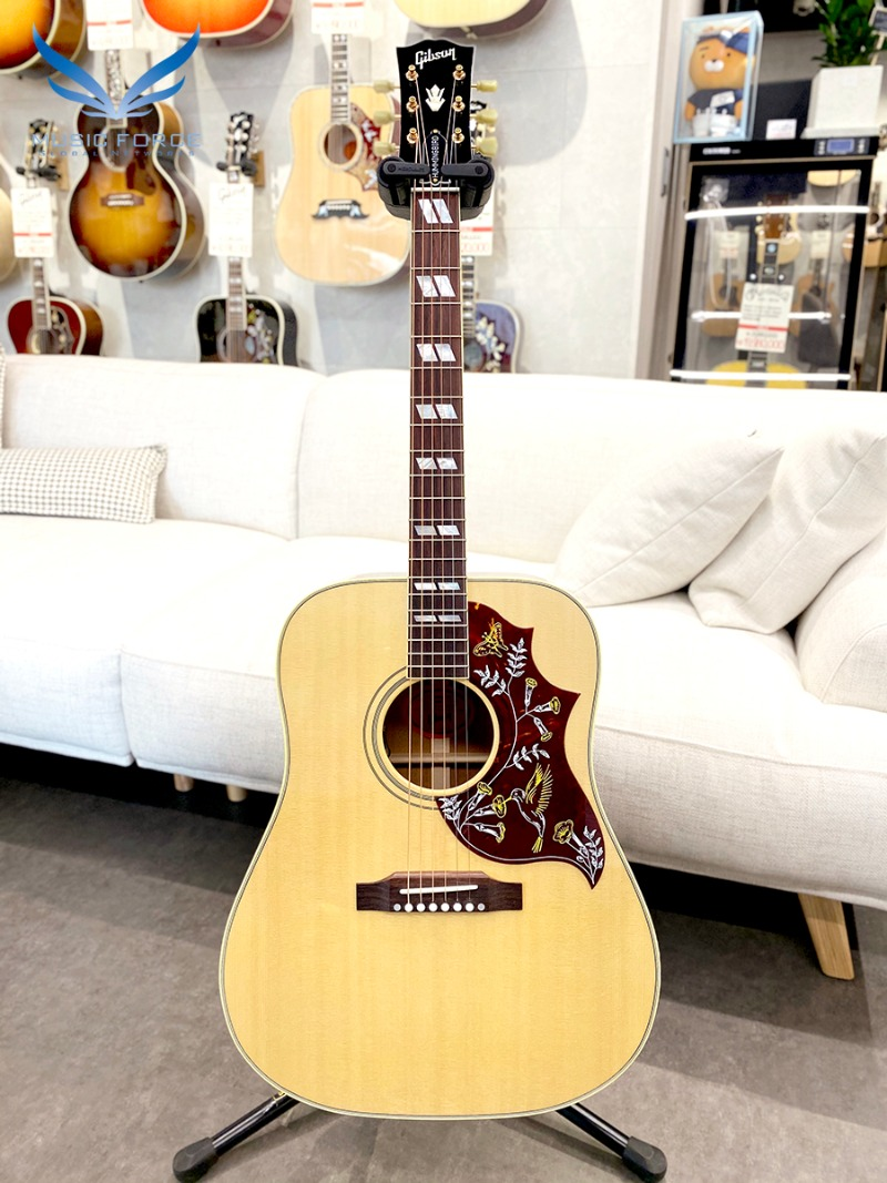 Gibson Montana Hummingbird Original-Antique Natural w/L.R. Baggs VTC Pickup System(신품) - 21480076