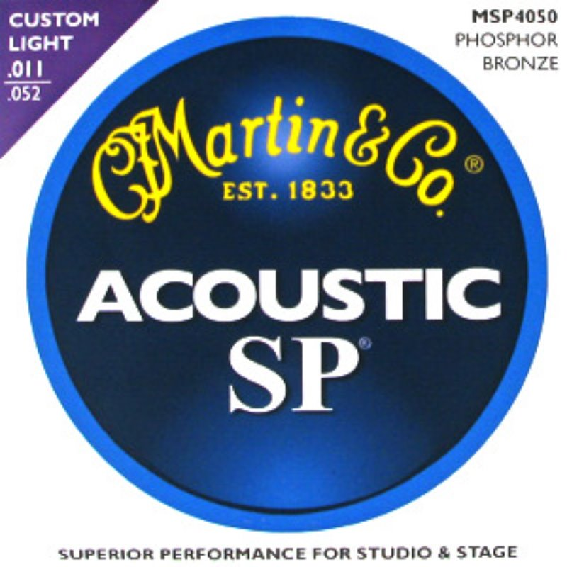 Martin SP Phosphor Bronze MSP4050(011-052) String