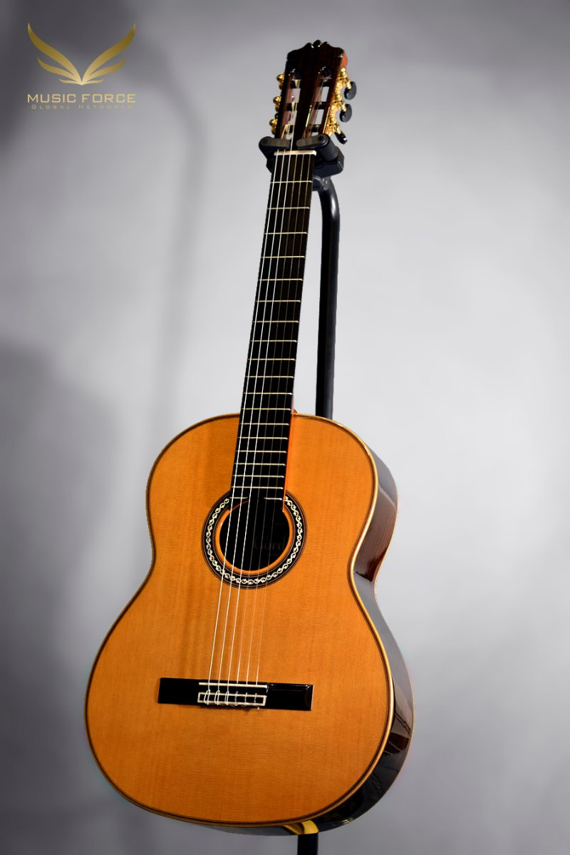 Cordoba Luthier Series C12 CD(Cedar) w/Indian Rosewood Back & Sides, Flame Maple Wedge(신품)