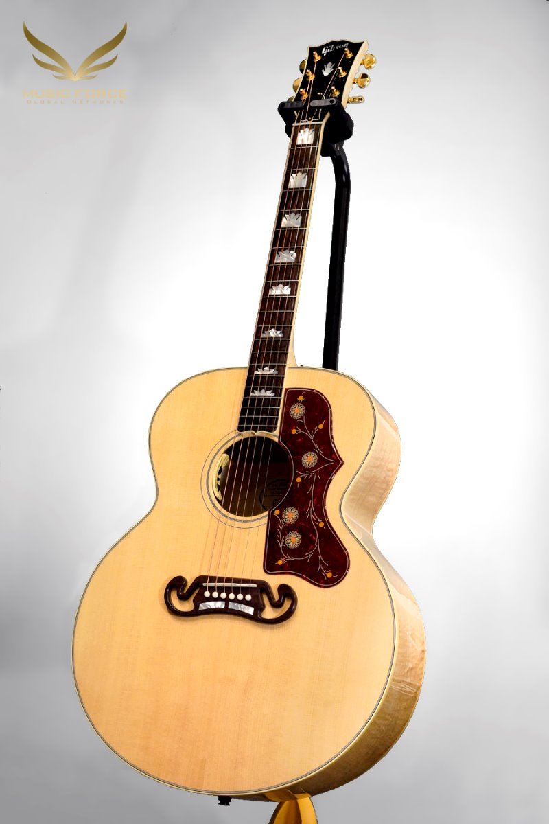 [특별세일] Gibson Montana 2019 Model SJ-200 Standard Antique Natural w/Gold HW(신품) 깁슨 SJ200 스탠다드