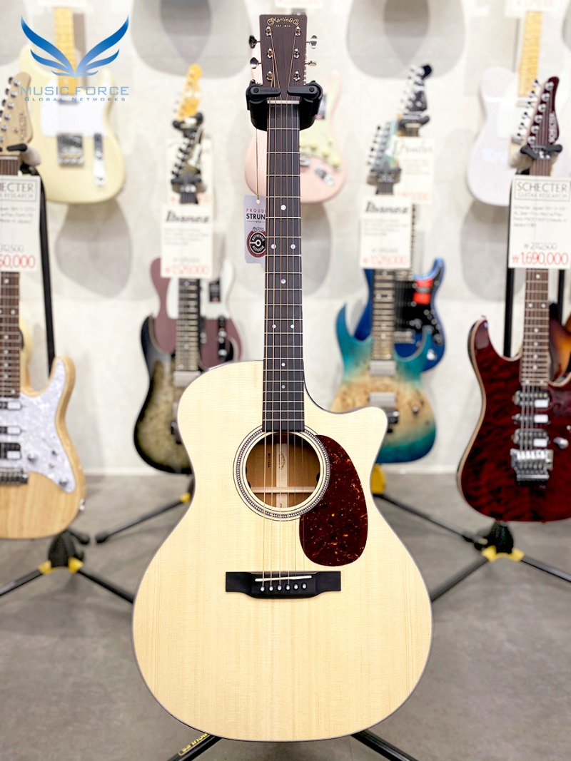 [마틴 공식대리점/실재고 보유/당일발송 가능!!] Martin 16 Series GPC-16E Mahogany Model w/Fishman Matrix VT Enhance NT2 Pickup System(신품) 마틴 GPC16E Mahogany - 2379845