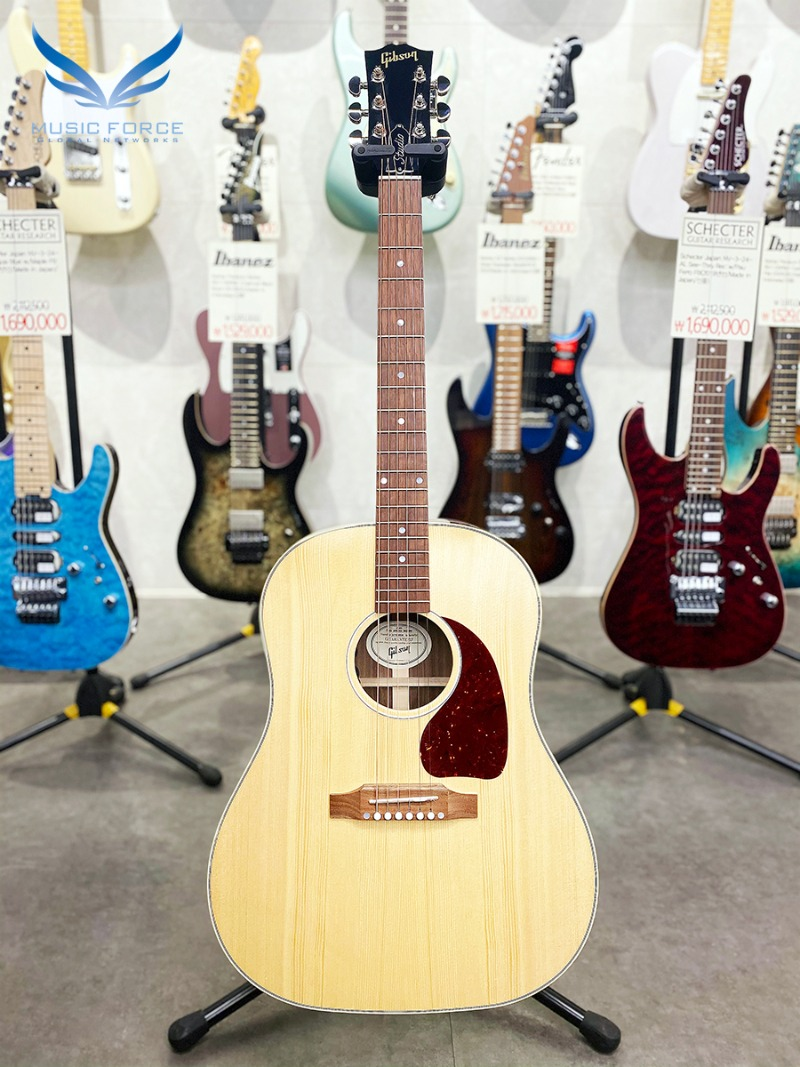 Gibson Montana Hummingbird Studio Walnut-Antique Natural w/Fishman Sonitone Pickup System(신품) - 22750099